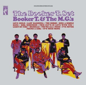 BOOKER T.& THE MG'S - THE BOOKER T. SET