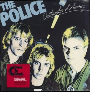 POLICE, THE - OUTLANDOS D´AMOUR