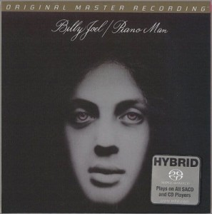 JOEL, BILLY - PIANO MAN (NUMBERED HYBRID  SACD)