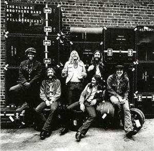 ALLMAN BROTHERS BAND - THE 1971 FILLMORE EAST RECO