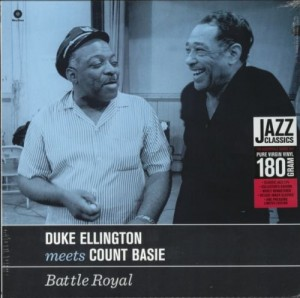 ELLINGTON, DUKE MEETS COUNT BASIE - BATTLE ROYAL