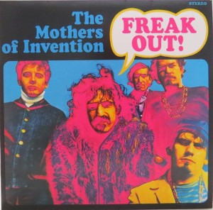 ZAPPA, FRANK - FREAK OUT
