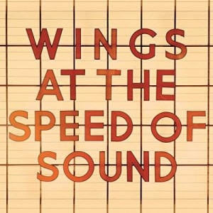 WINGS - AT THE SPEED OF SOUND 180 GR