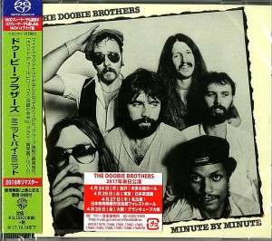 DOOBIE BROTHERS - MINUTE BY MINUTE