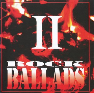 VARIOUS ARTISTS - ROCK BALLADS II
