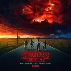 SOUNDTRACK - STRANGER THINGS
