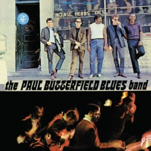 BUTTERFIELD, PAUL BLUES BAND - PAUL BUTTERFIELD BLUES BAND