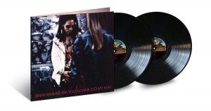 KRAVITZ, LENNY - ARE YOU GONNA GO MY WAY 2LP