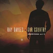 DAVIS, RAY - OUR COUNTRY: AMERICANA ACT 2