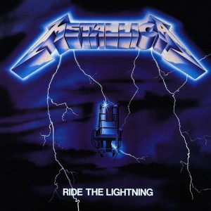 METALLICA - RIDE THE LIGHTING