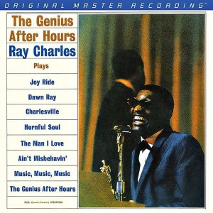 CHARLES, RAY - THE GENIUS AFTER HOURS (NUMBERED LIMITED EDITION HYBRID MONO SACD
