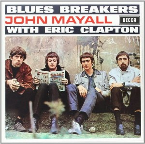 MAYALL, JOHN - BLUESBREAKERS WITH ERIC CLAPTON