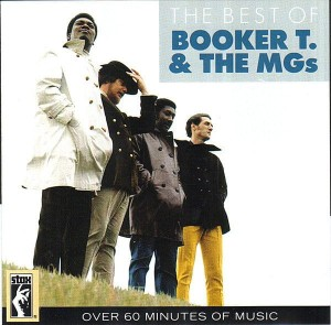 BOOKER T.& THE MG'S - THE BEST OF BOOKER T & THE MGS