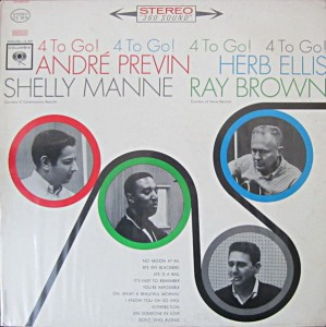 PREVIN, ANDRÉ - 4 TO GO!