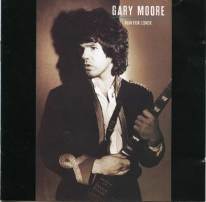 MOORE, GARY - RUN FOR COVER