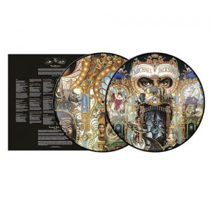 JACKSON, MICHAEL - DANGEROUS PICTURE DISC