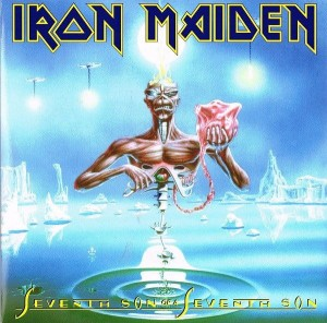 IRON MAIDEN - SEVENTH SON OF A SEVENTH SON (LIMITED)