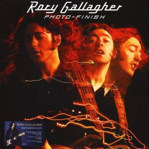 GALLAGHER, RORY - PHOTO FINISH (REMASTERED) LP