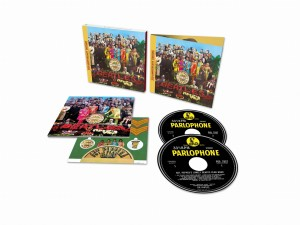 BEATLES, THE - SGT PEPPER`S LONLEY HEARTS CLUB BAND