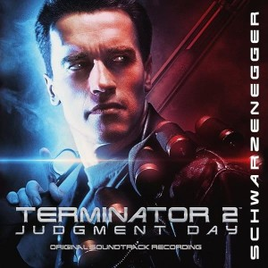 SOUNDTRACK - TERMINATOR 2: JUDGMENT DAY 2LP