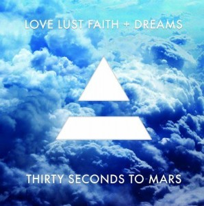 30 SECONDS TO MARS - LOVE LUST FAITH + DREAMS LP