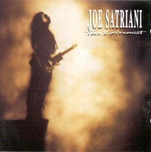SATRIANI JOE - THE EXTREMIST