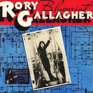 GALLAGHER, RORY - BLUEPRINT (REMASTERED) LP