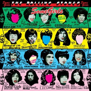 ROLLING STONES - SOME GIRLS (REMASTER 2009)