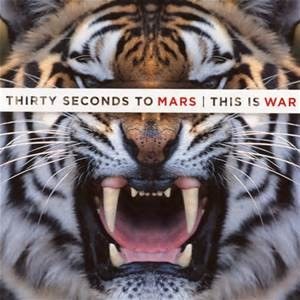 30 SECONDS TO MARS - THIS IS WAR (2LP/CD)