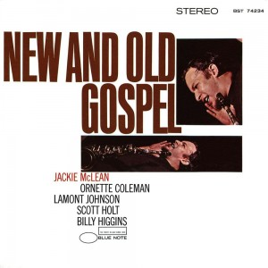 MCLEAN, JACKIE - RVG: NEW AND OLD GOSPEL