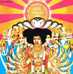 HENDRIX, JIMI - AXIS: BOLD AS LOVE