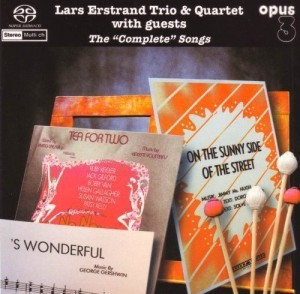ERSTRAND LARS TRIO & QUARTET - THE COMPLETE SONGS