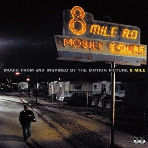 EMINEM - 8 MILE (SOUNDTRACK) 2LP