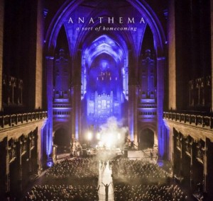 ANATHEMA - A SORT OF HOMECOMING 180 GR 3LP