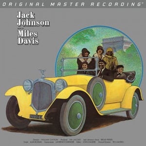 DAVIS, MILES - A TRIBUTE TO JACK JOHNSON (NUMBERED LIMITED EDITION HYBRID SACD)