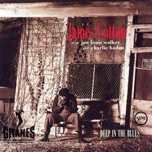 COTTON, JAMES - DEEP IN THE BLUES