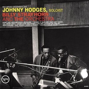 HODGES, JOHNNY - WITH BILLY STRAYHORN