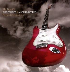 DIRE STRAITS & M.KNOPFLER - THE BEST OF - PRIVATE INVESTIGATION 2LP