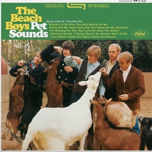 BEACH BOYS - PET SOUNDS - STEREO -HQ