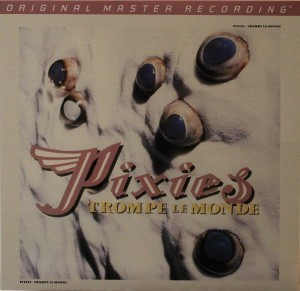 PIXIES, THE - TROMPE LE MONDE (NUMBERED LIMITED EDITION 180G VINYL LP)